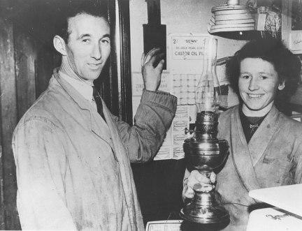 White's Spirit Grocery, 15 January 1947