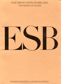 Book cover_History of ESB
