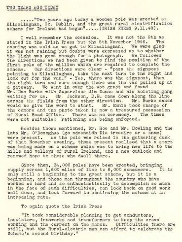 REO News, November 1948, p. 2