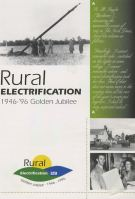 Rural Electrification 50th Anniversary Brochure, 1996