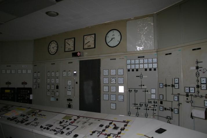 Lanesborough Control Room