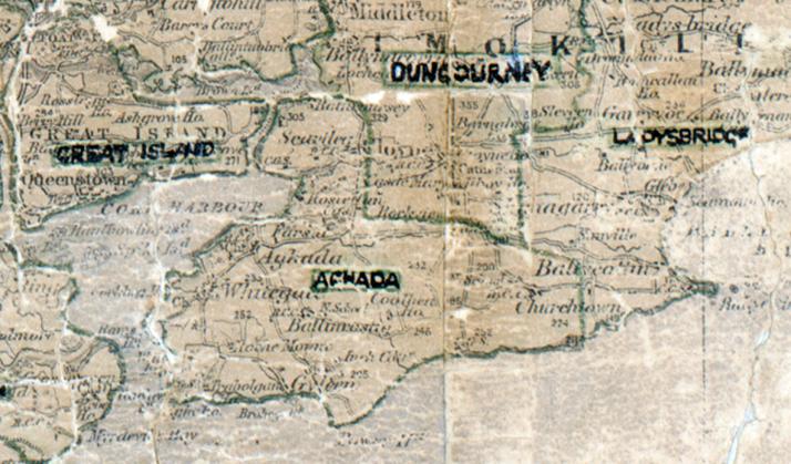 Aghada-map-cork