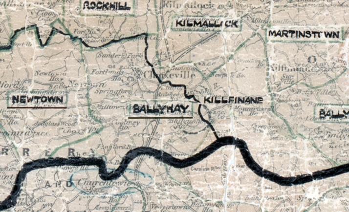 Ballyhay-Map-limerick