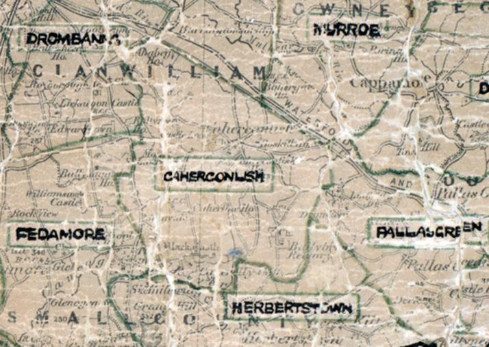 Caherconlish-map-limerick