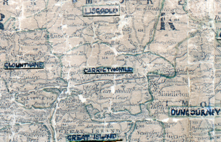 Carrigtwohill-Map-cork
