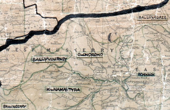 Clondrohid-Map-cork