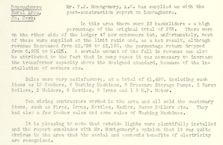Donoughmore-R.E.O.-March-1954-P