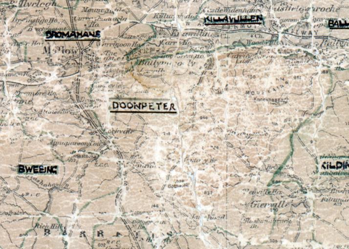 Doonpeter-Map-cork
