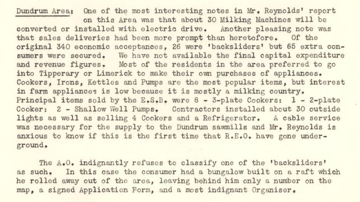 Dundrum-R.E.O.-August-1950-P
