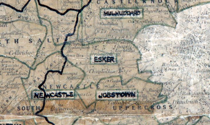 Esker-map-dublin