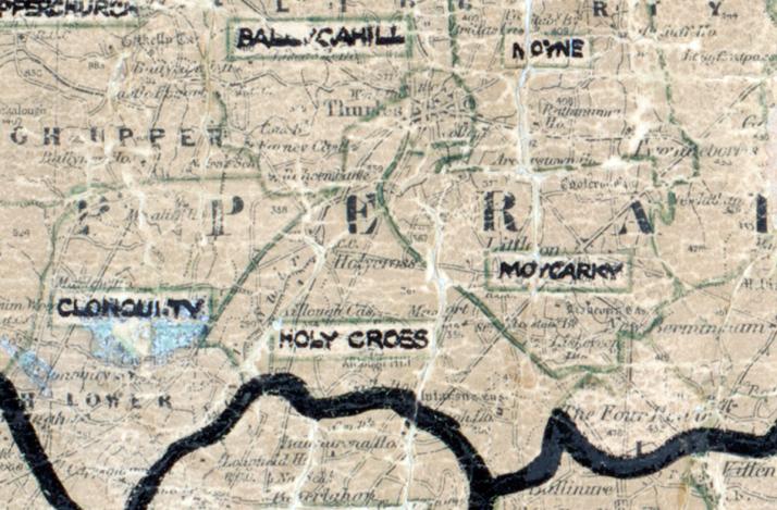 Holycross-map-portlaoise