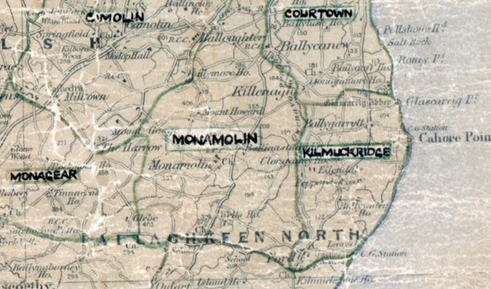 Kilmuckridge-map-waterford