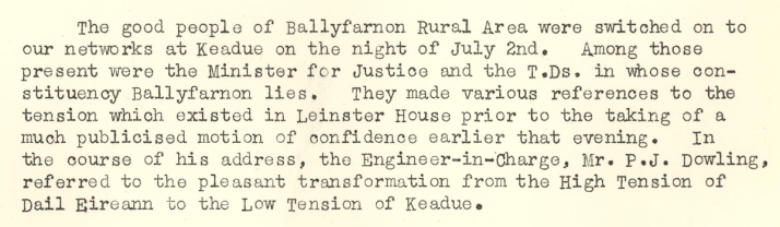 Ballyfarnon-R.E.O.-July-1953-P