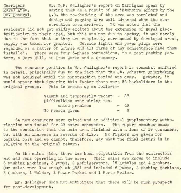 Carrigans-R.E.O.-August-1953-P