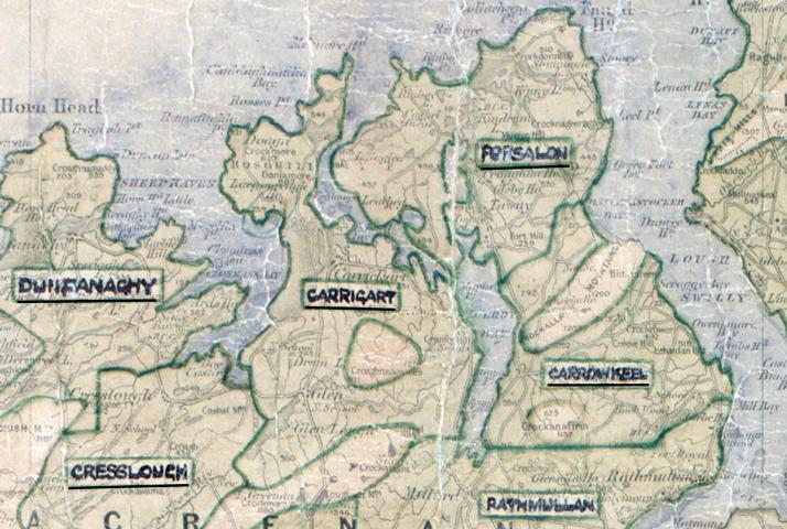 Carrigart-Map-sligo-big