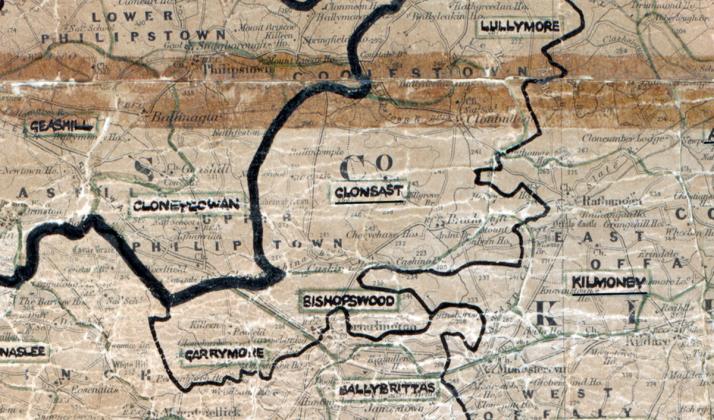 Clonsast-Map-portlaoise