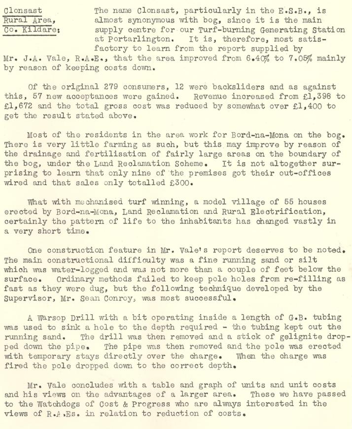 Clonsast-R.E.O.-August-1953-P