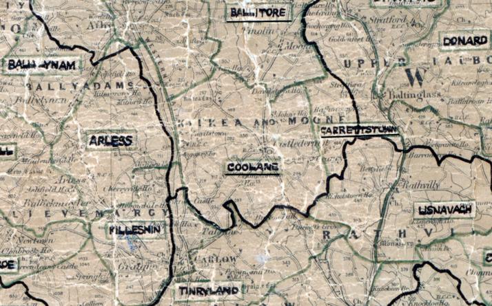 Coolane-Map-portlaoise