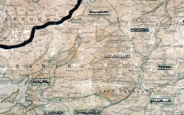 Coolkellure-Map-cork