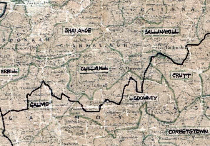Cullahill-Map-portlaoise