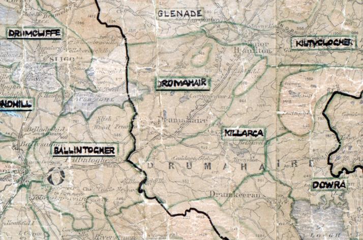 Dromahair-Map-sligo-big