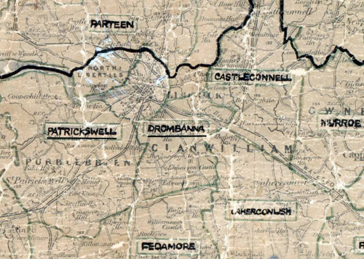 Drombanna-Map-limerick