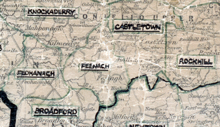 Feenagh-Map-limerick