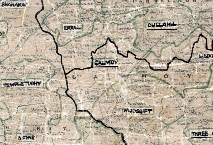 Galmoy-Map-portlaoise