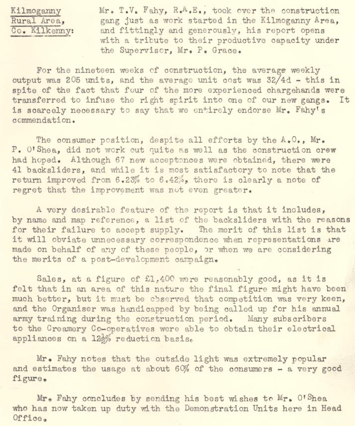 Kilmoganny-R.E.O.February-1954-P