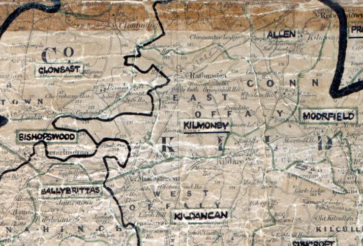 Kilmoney-Map-portlaoise