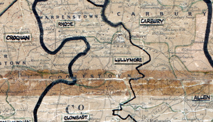 Lullymore-Map-portlaoise