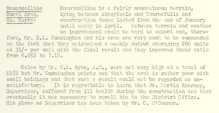 Mountcollins--R.E.O
