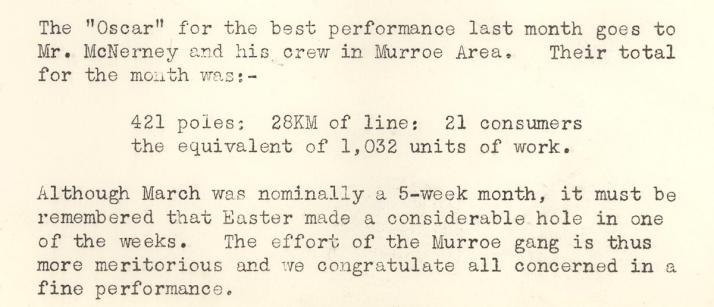 Murroe-R.E.O.-April-1951-P