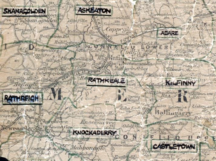 Rathkeale-Map-limerick