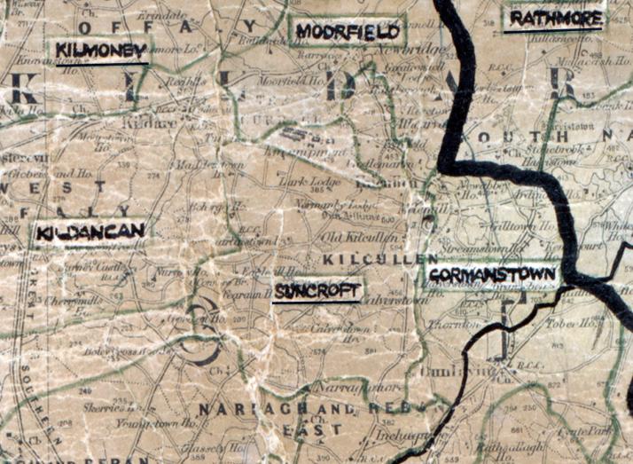 Suncroft-Map-portlaoise