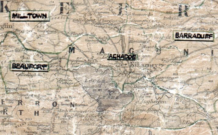 Aghadoe-Map-tralee