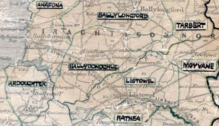 Ballydonoghue-Map-tralee
