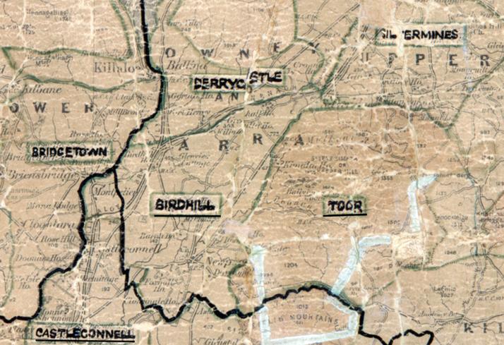 Birdhill-Map-limerick
