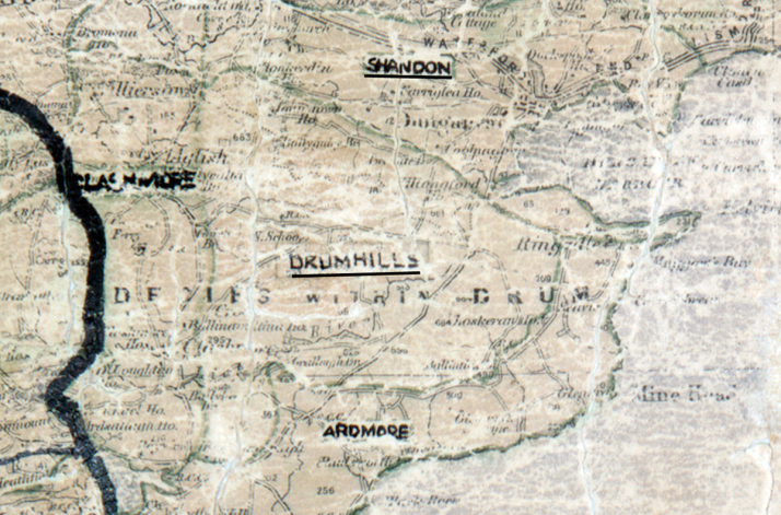 Drumhills-Map-waterford