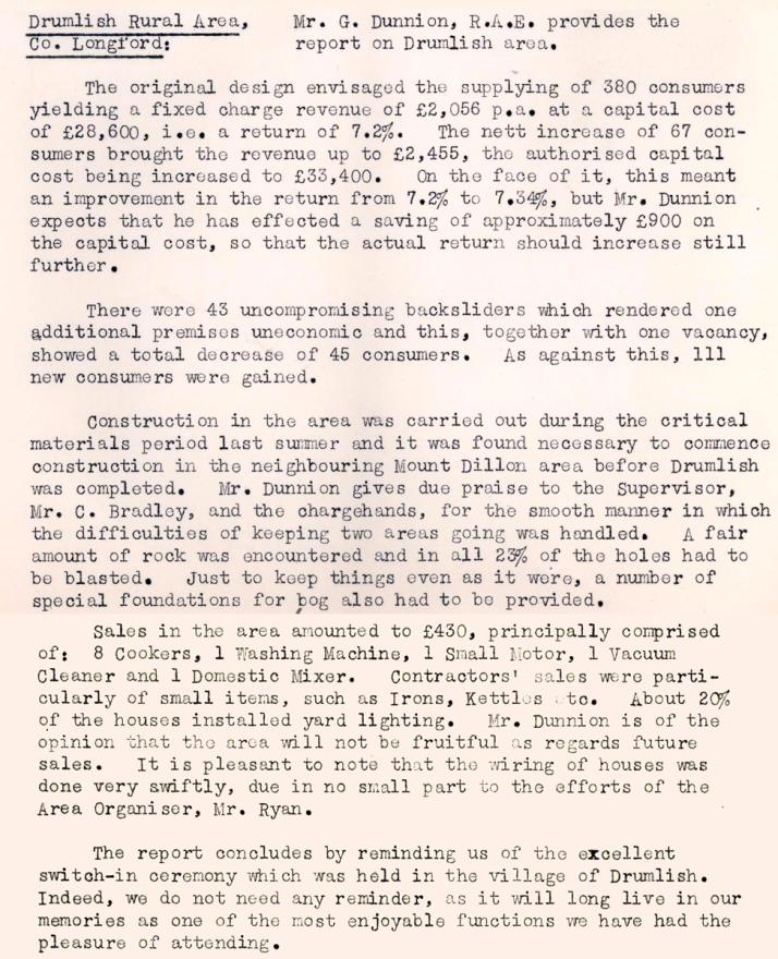 Drumlish-R.E.O.-February-1953-P