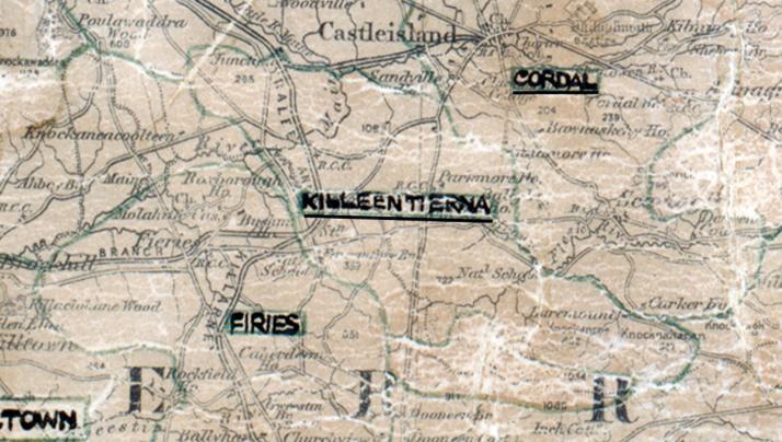 Kileentierna-Map-tralee