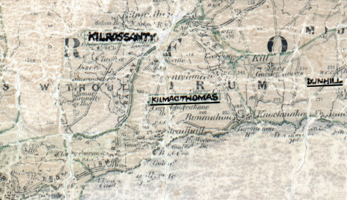 Kilmacthomas-Map-waterford