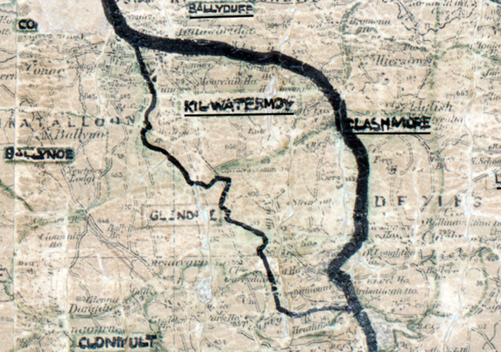 Kilwatermoy-Map-waterford