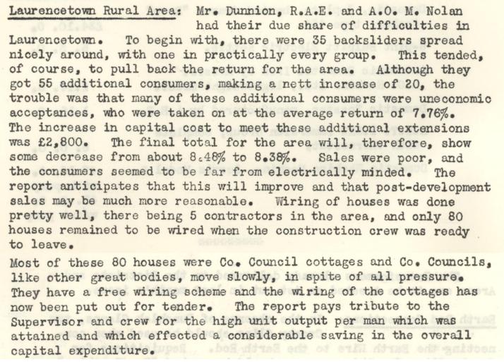 Laurencetown-R.E.O.-September-1951-P