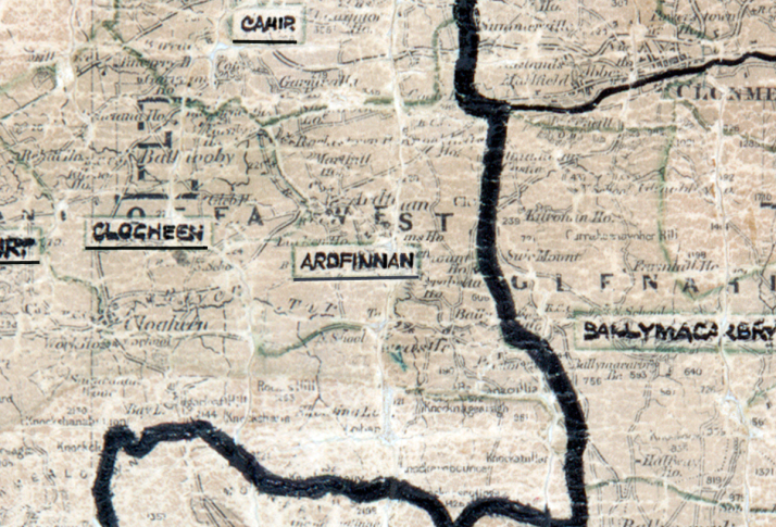 Ardfinnan-Map-limerick
