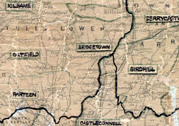 Bridgetown-Map-limerick