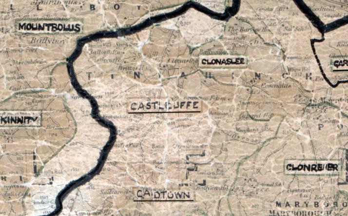 Castlecuffe-Map-portlaoise