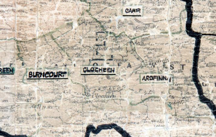 Clogheen-Map-limerick