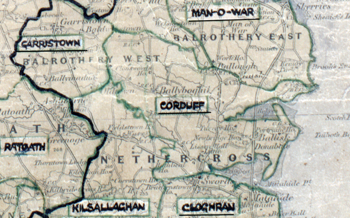Corduff-Map-dublin