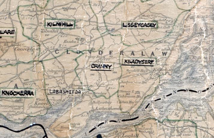 Cranny-Map-limerickCranny-Map-limerick